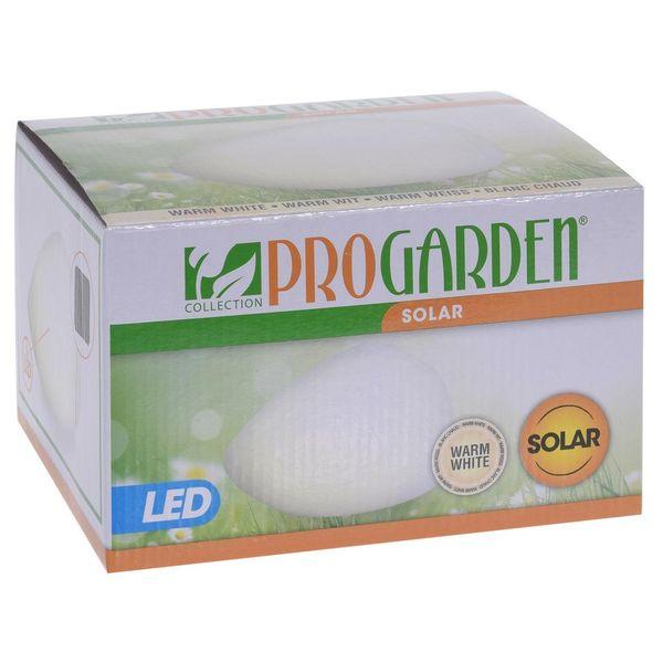Lampa Solarna Ogrodowa Led Kamień Ekologiczna