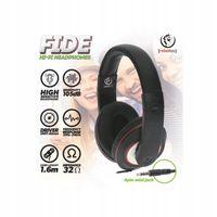 Słuchawki nauszne Rebeltec Fide + mikrofon