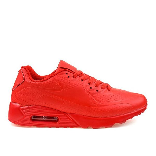 Czerwone męskie obuwie sportowe r.45 zdjęcie 1