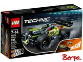 LEGO® 42072 Technic - Zielona wyścigówka