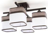 Plafon LATTE 4 sufit sufitowa lampa spot punkt