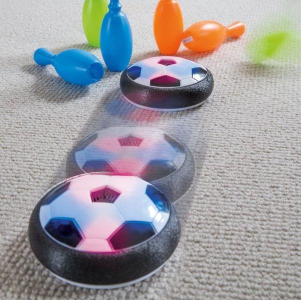 Hoverball Latająca Piłka Cymbergaj Krążek Dysk Świeci NOWOŚĆ zdjęcie 4
