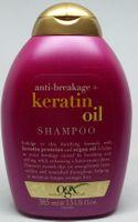 OGX Keratin Oil szampon do włosów z keratyną