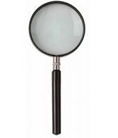 Lupa ręczna classic szkło powiększające 3x 75mm