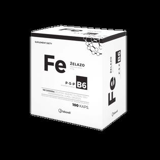 Fe+B6 żelazo LABORELL