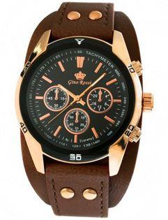 Zegarek Męski Gino Rossi 9129A-1B1