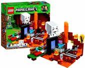 Klocki LEGO MINECRAFT 21143 Portal Nethru