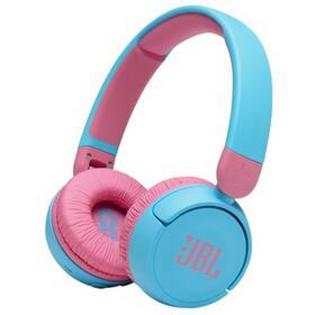 Słuchawki JBL JR 310BT Niebieska/Różowa