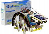 ROBOT SOLARNY 13w1 ZESTW KONSTRUKCYJNY KLOCKI