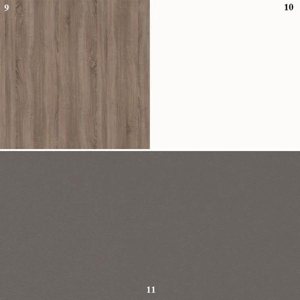 Szafa przesuwna lustro ERYK 2A 150cm -17szerokości - 11 kolorów zdjęcie 5