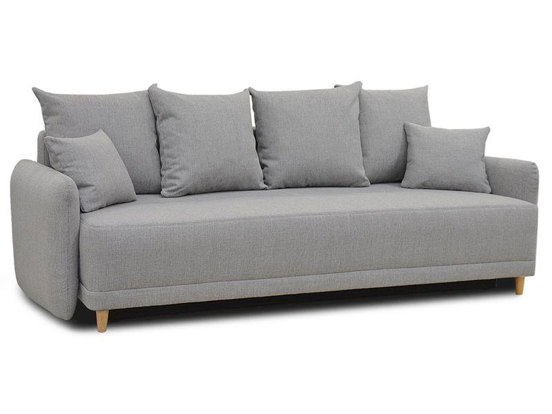 Od ręki - Rozkładana sofa Sui w stylu skandynawskim - od PRODUCENTA zdjęcie 1