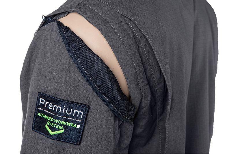 Bluza Robocza Premium, 100% Bawełna, Ripstop, Rozmiar S na Arena.pl