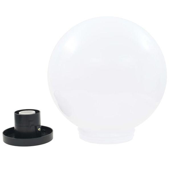 Lampy zewnętrzne LED, 2 szt., kule 30 cm, PMMA zdjęcie 5