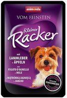 Animonda Vom Feinsten Dog Kleiner Racker Z Wątróbką Jagnięcą I Jabłkiem 85G