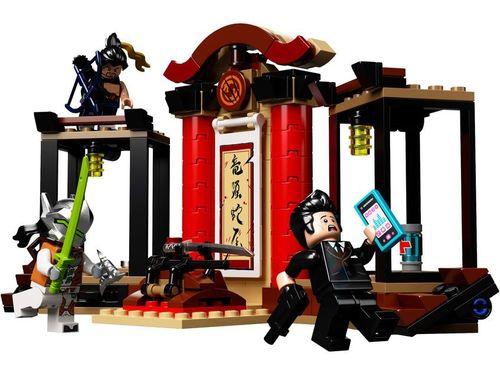 LEGO OVERWATCH Hanzo vs. Genji 75971 na Arena.pl