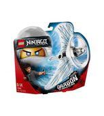 LEGO NINJAGO 70648 Zane - smoczy mistrz