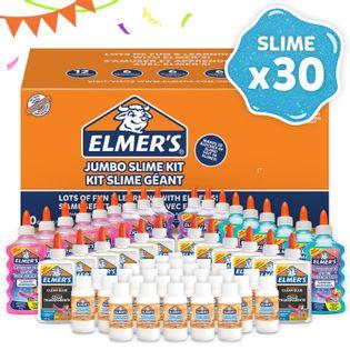ELMERS ZESTAW DO SLIME DIY PARTY KIT JUMBO XXL