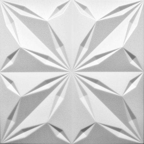 Dekoracyjne Panele ścienne 3d Kasetony Sufitowe Star