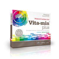 Olimp Vita-Min Plus z luteiną i zieloną herbatą 30 kapsułek - Długi termin ważności!