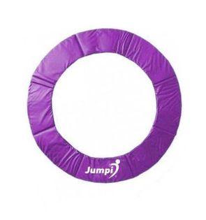 Osłona na sprężyny do trampoliny 16 FT/487 cm fioletowa JUMPI