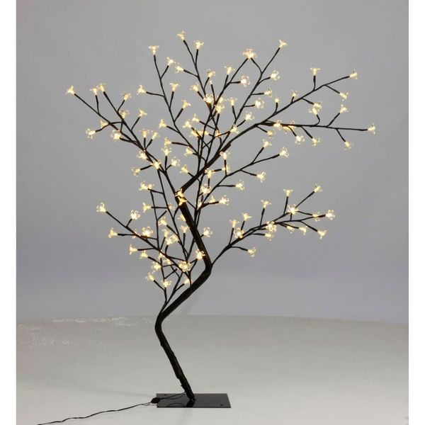 Drzewko LED Żółte (128 LED) zdjęcie 1