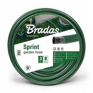 Wąż Ogrodowy SPRINT 1/2'' 50m Bradas WFS1/250