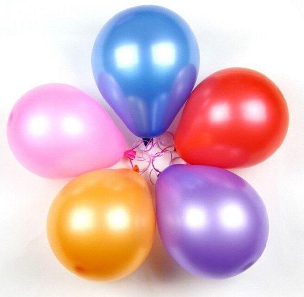 Balony lateksowe kolorowe, pastelowe na urodziny 100 szt. zdjęcie 2