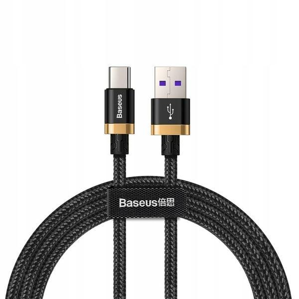 Kabel Baseus Ładowarka USB-C Huawei 5A SuperCharge na Arena.pl
