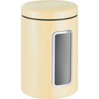 Pojemnik z okienkiem Classic beżowy Wesco
