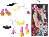 Monster High dodatki dla lalki wrotki