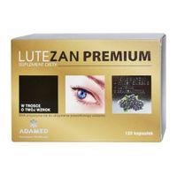 Lutezan Premium, 120 kapsułek - Długi termin ważności!