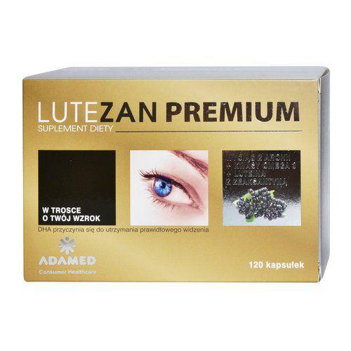 Lutezan Premium, 120 kapsułek - Długi termin ważności! na Arena.pl