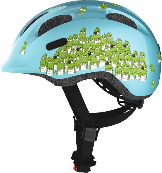 Kask rowerowy dziecięcy Abus Smiley 2.0 S 45-50cm na Arena.pl