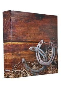 ALBUM, albumy na zdjęcia KPR; 500 zdjęć 10x15 SIGMA brązowa podkowa