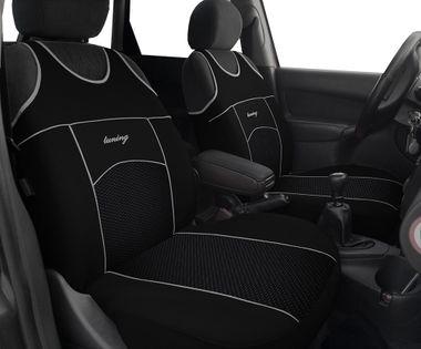 Koszulki samochodowe Tuning Extra Wzór - miarówka - Wzór 1