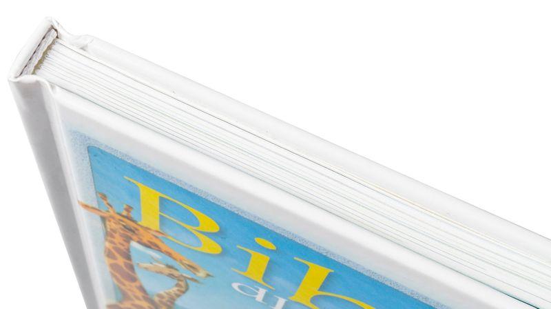 BIBLIA DLA DZIECI B5 z grawerem PREZENT NA CHRZEST KOMUNIĘ zdjęcie 6