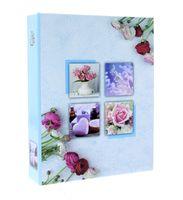 ALBUM, albumy na zdjęcia; 304 zdjęcia 10x15 cm opis VMC bouquet nieb