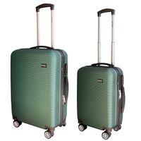 Zestaw podróżńych walizek samlolotowych L+M MULANO