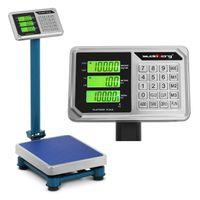 Waga platformowa - 100 kg / 20 g LCD Steinberg Systems SBS-PF-100/20C