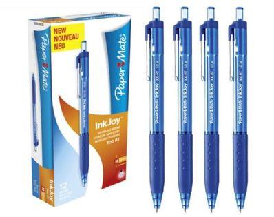 Długopis automatyczny ink joy 300 rt m paper mate niebieski