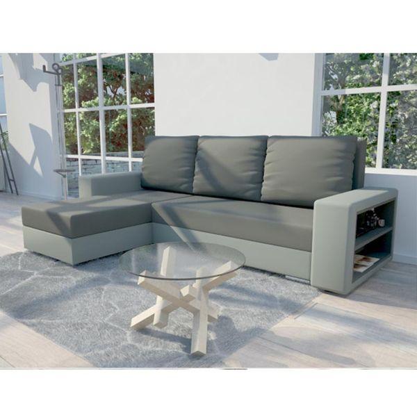 Narożnik MADRAS kanapa pojemnik+barek+spanie zdjęcie 1