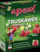 Nawóz do truskawek i poziomek Agrecol 1,2kg