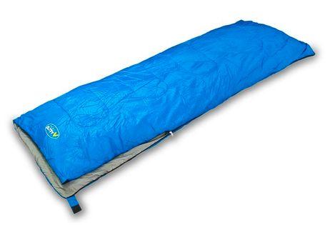Śpiwór turystyczny Active Allto Camp niebieski