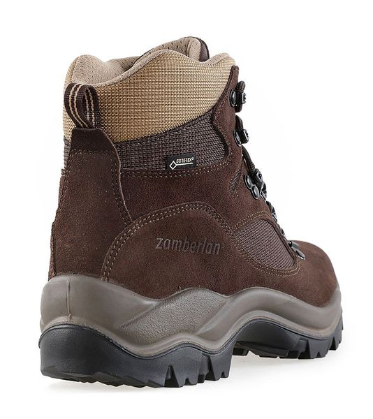 Buty trekkingowe Zamberlan Fox GT - brown/beige - r. 46 zdjęcie 4