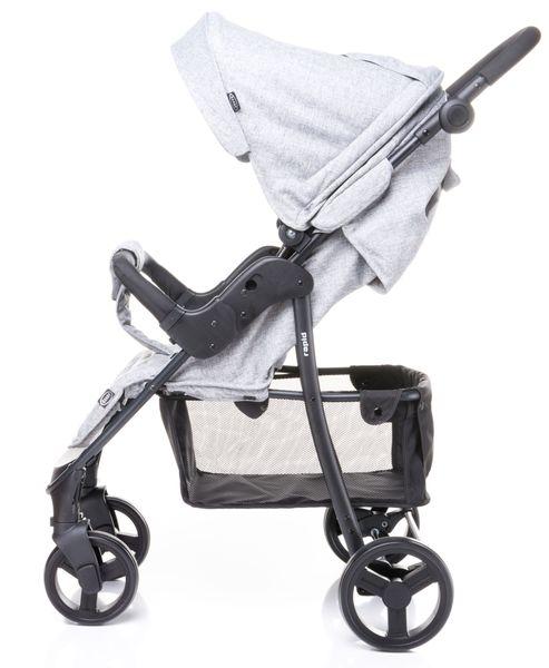 Wózek spacerowy 4baby Rapid regulowane oparcie 2019 zdjęcie 9