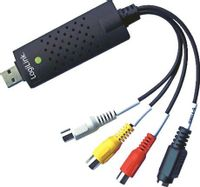 Tuner Tv Logilink Audio And Video Grabber Usb 2.0 Vg0001