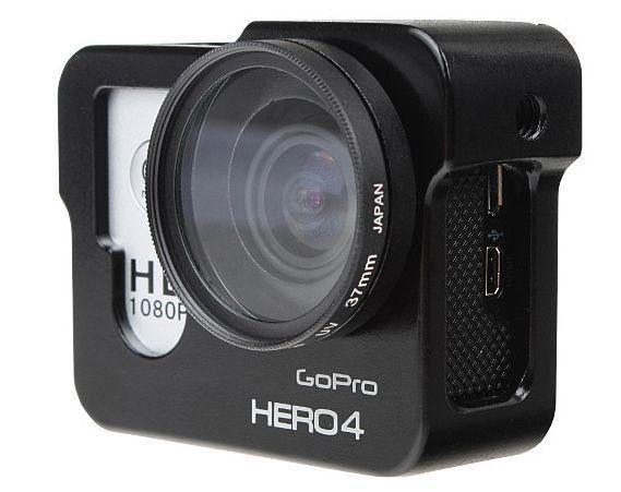 RAMKA, obudowa aluminiowa do GoPro HERO 3 3+ 4 zdjęcie 4
