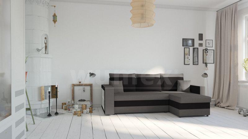 Narożnik Stelvio funkcja SPANIA łóżko ROGÓWKA sofa zdjęcie 3