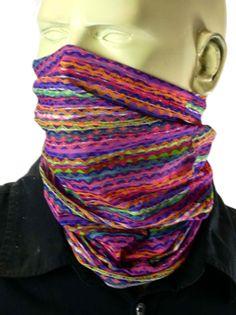Maska bandana chusta na twarz głowę Mexico Poncho