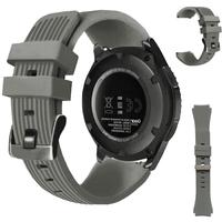 Pasek sportowy do Samsung Galaxy Watch 45/46mm SZARY